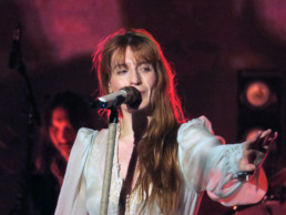 Florence and the Machine concert photo