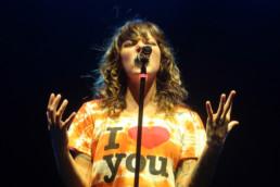 Sleigh Bells Concert Photo