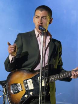 Arctic Monkeys Concert Photo