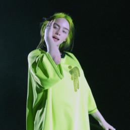 Billie Eilish Concert Photo
