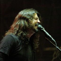 Foo Fighters Concert Photo