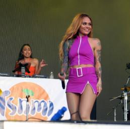 Kehlani Concert Photo